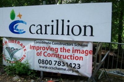Carillion Collapses After Government Refuses Bailout
