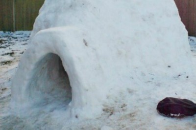 Builder Tries to Sell 'Very Ice' Igloo on Rightmove