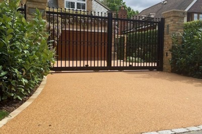 Resin Driveway Cost and Price Guide | Resin Driveway Installation Costs in the UK