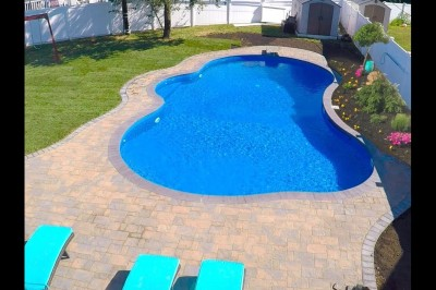 Swimming Pool Construction Transformation