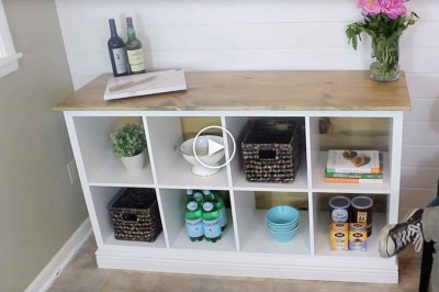 How to make an IKEA kitchen island