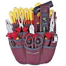 Sortido ferramentas de electricista KRAFTWERK