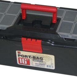 "CAIXA PLÁSTICA -ISI-16"" ORG MAESTRO PORT-BAG"