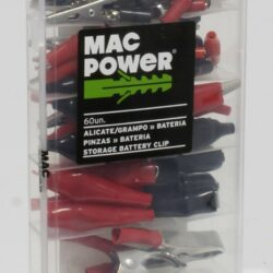 ALICATE/GRAMPO BATERIA MAC 60UN MAC POWER