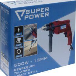 BERBEQUIM -SPW -500W SUPER POWER