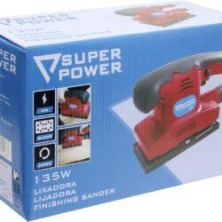 LIXADORA VIBRATÓRIA 135W -SPW- 187X90MM FS SUPER POWER
