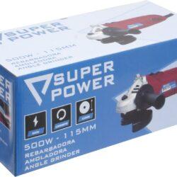 REBARBADORA 500W -SPW-SUPER POWER