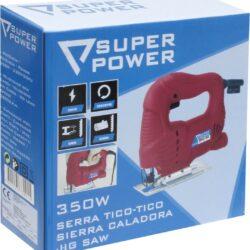 SERRA TICO 350W -SPW- SUPER POWER