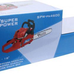 """MOTOSSERRA 46CC 18"""" SUPER POWER"""