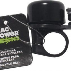 CAMPAINHA PARA BICICLETA MAC POWER