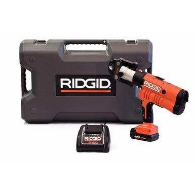 Bateria 18/V2.0/a RIDGID Maquina prensar RP 340-B