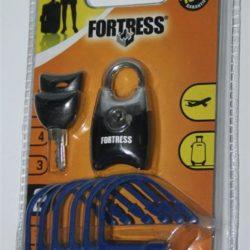 CADEADO 20MM 8465EURD FORTRESS
