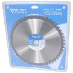 DISCO TUNGSTÉNIO 315MMX48D SUPER POWER