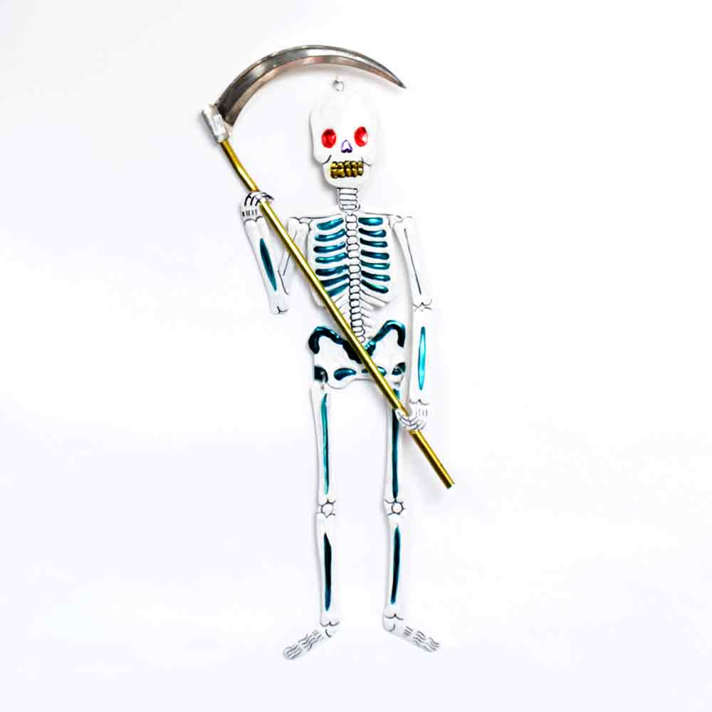tin skeleton