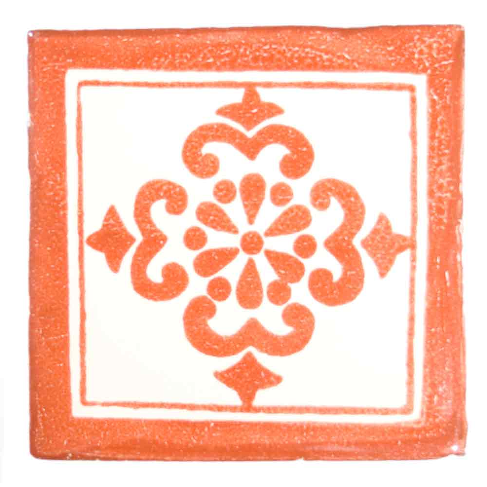 anita terracotta hand made tiles