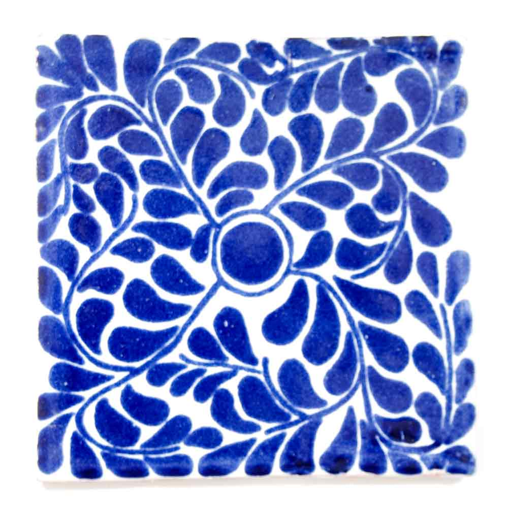 capelo blue hand made tiles.