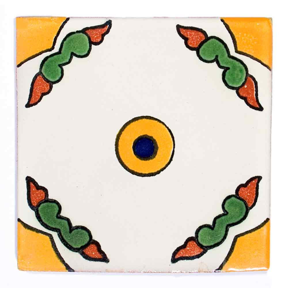Guadalajarra field hand made tiles