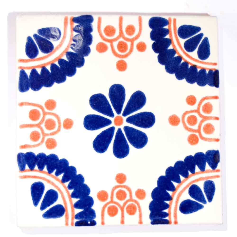 madrid hand made mexican tiles.