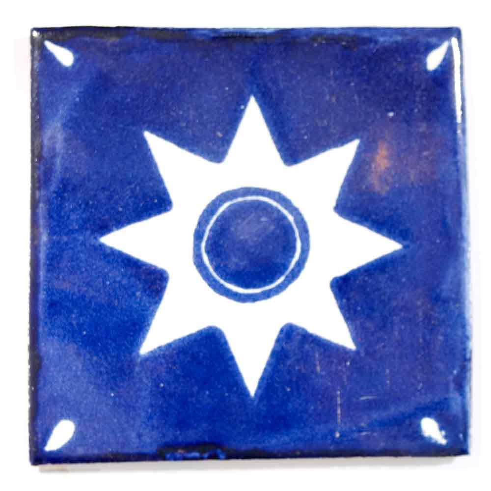 star hand made tiles
