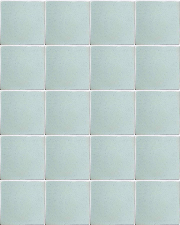 duck egg blue hand made wall tiles