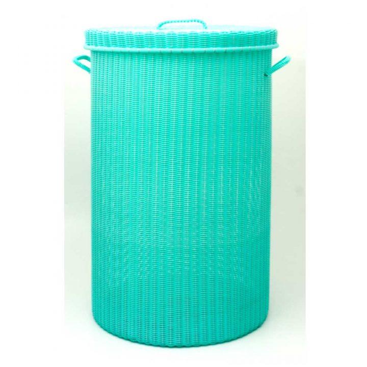 pistachio lsundry basket