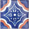 palacio blue and terracotta