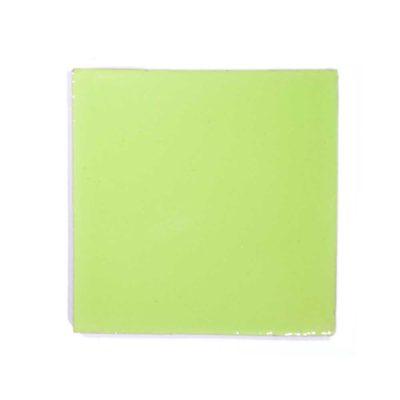 lime green tiles