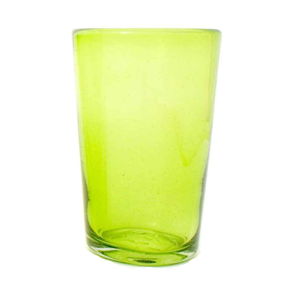 lime green tumbler