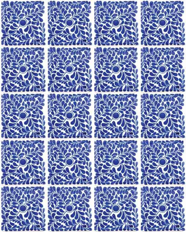 capelo blue tiles