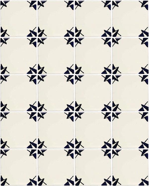 estrella hand made tiles