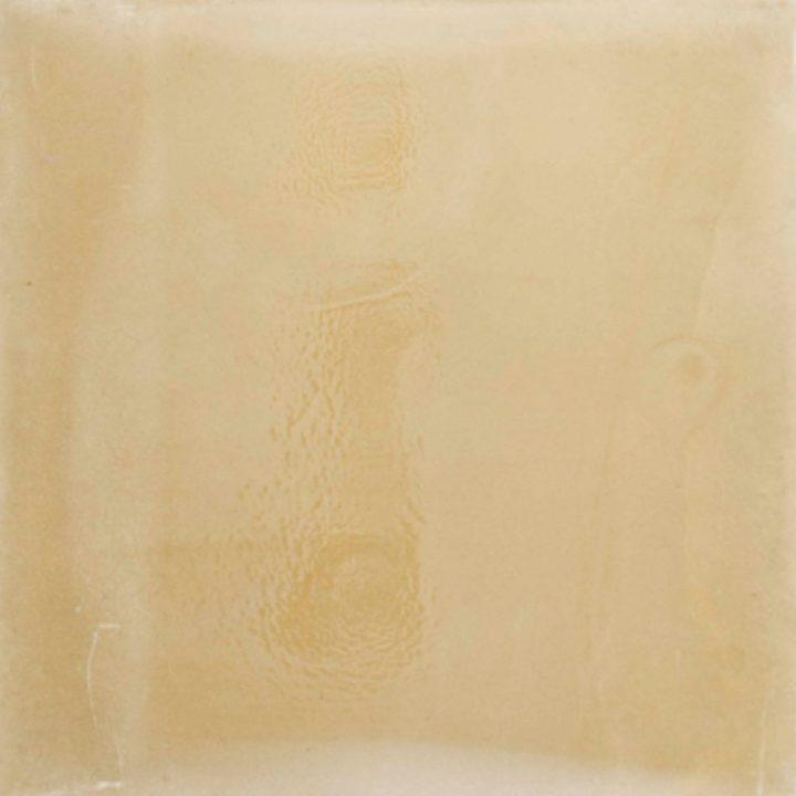artichoke hand made mexican encaustic tile