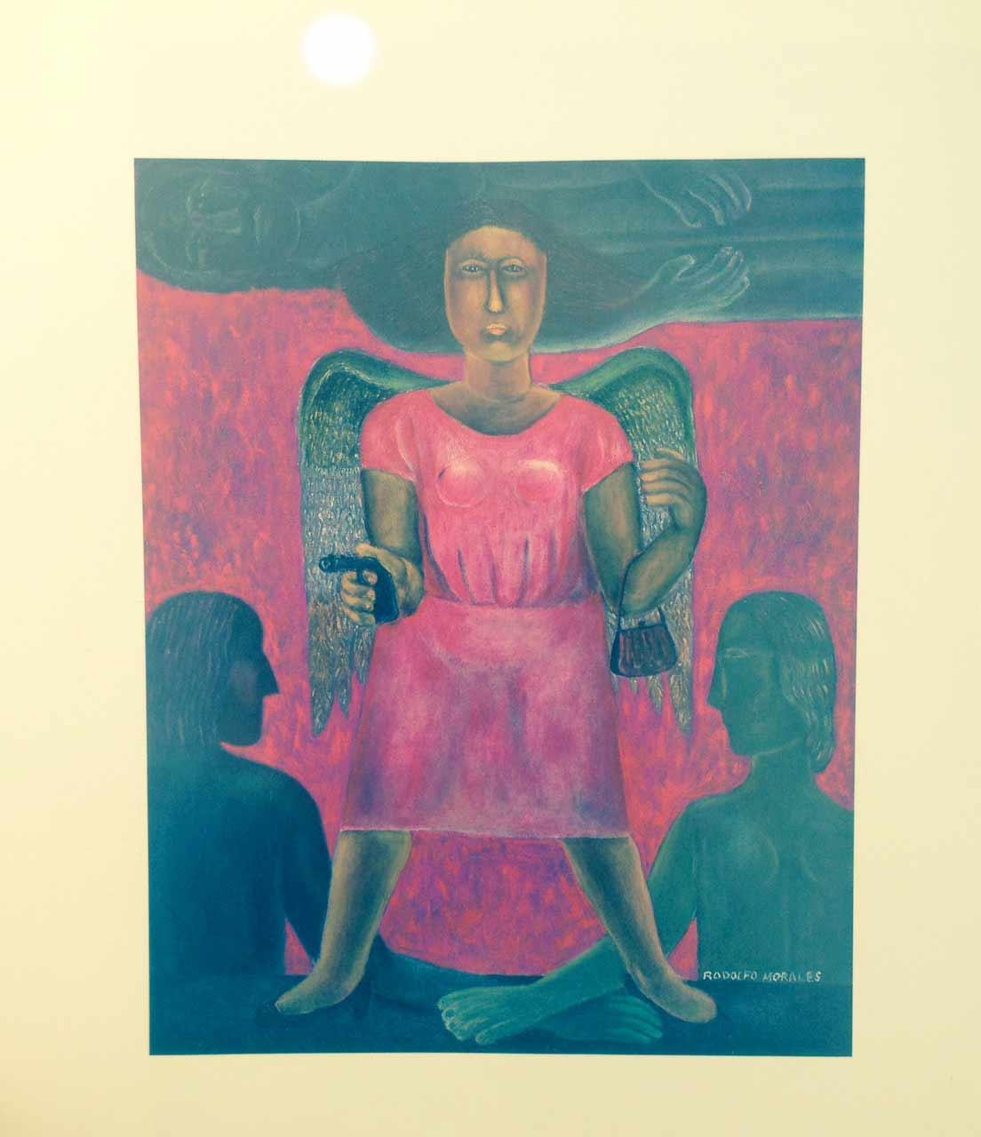 Rodolfo Morales – Mexican Artist