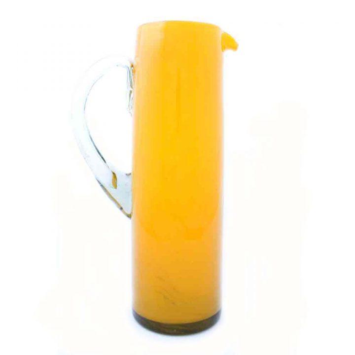 milky yellow jug