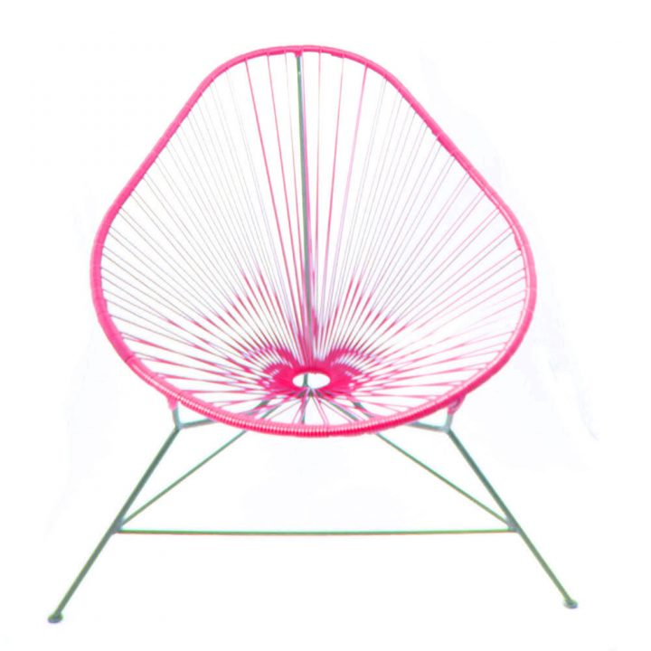 acapulco chairs pink