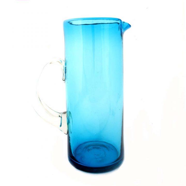 turquoise straight jug