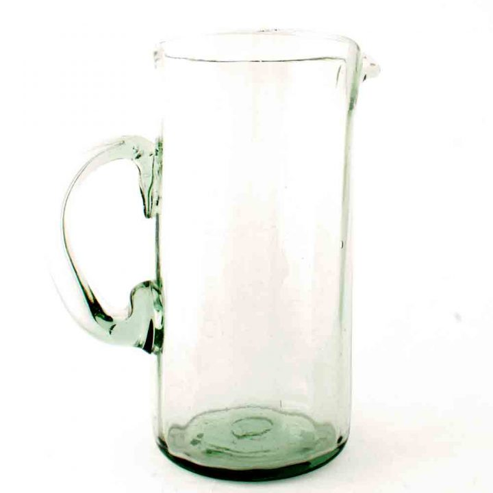 ribbed straight jug