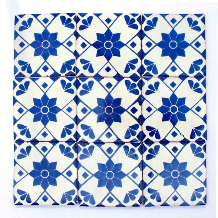 Beatriz hand made wall tiles