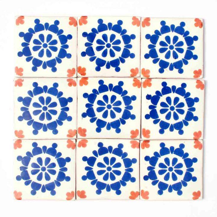 Rocio hand made tiles