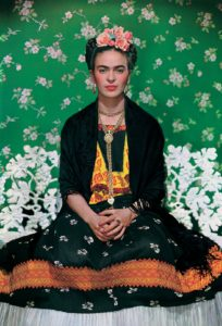 Frida Kahlo at the V&A Making Herself Up.
