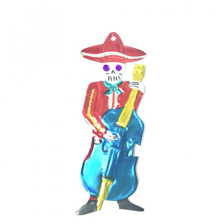 Tin mariachi with cello