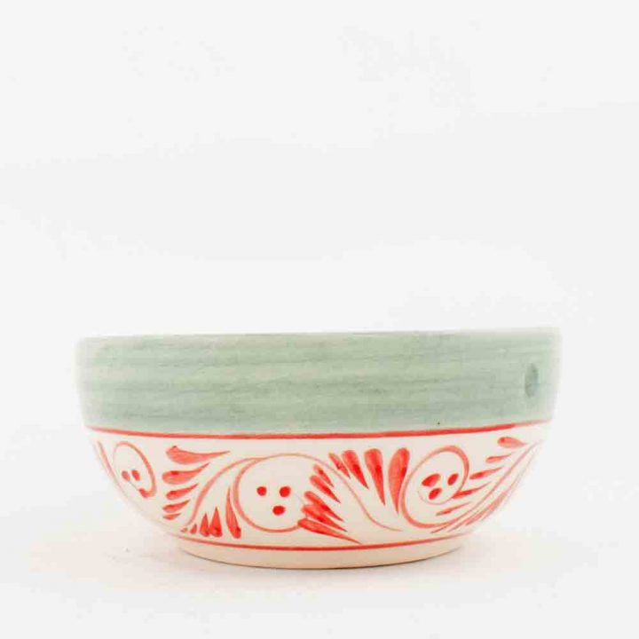 Mexican pottery tableware