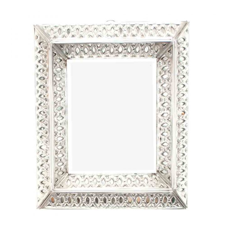 celtic knot tin mirror