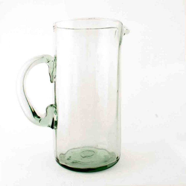 straight ribbed jug