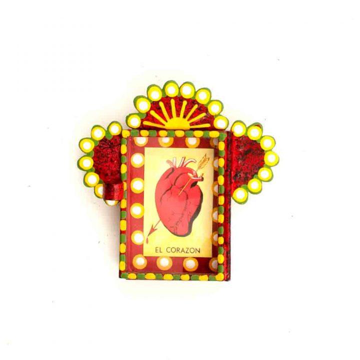 Heart niche