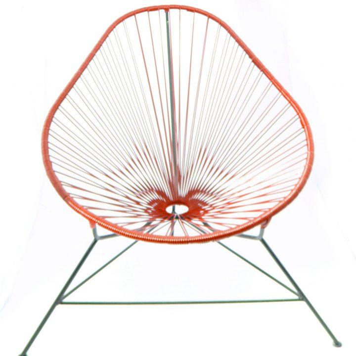 Orange Acapulco chair