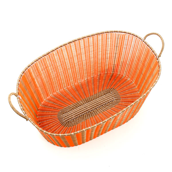 gold and organ ironing basket