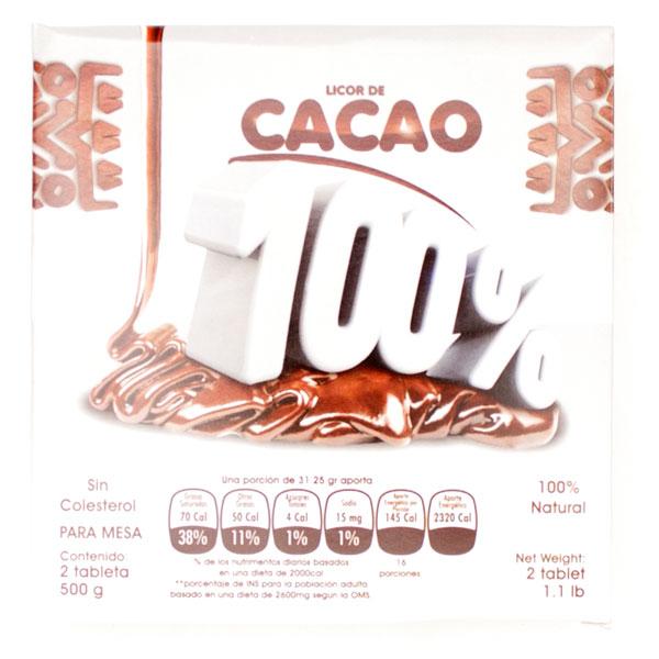 100% Cacao Bean