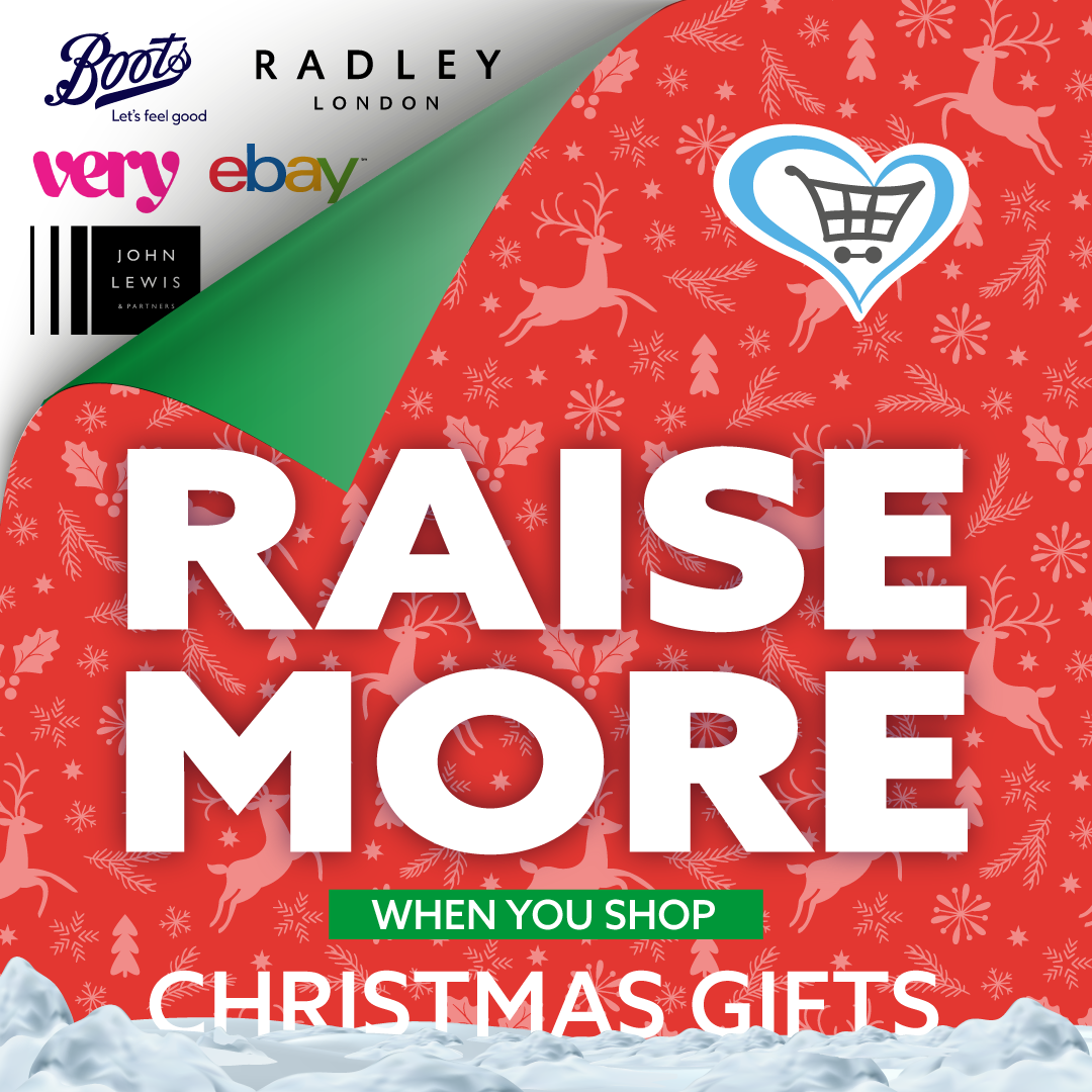Post image for Christmas Shopping?  Please raise funds for us too!