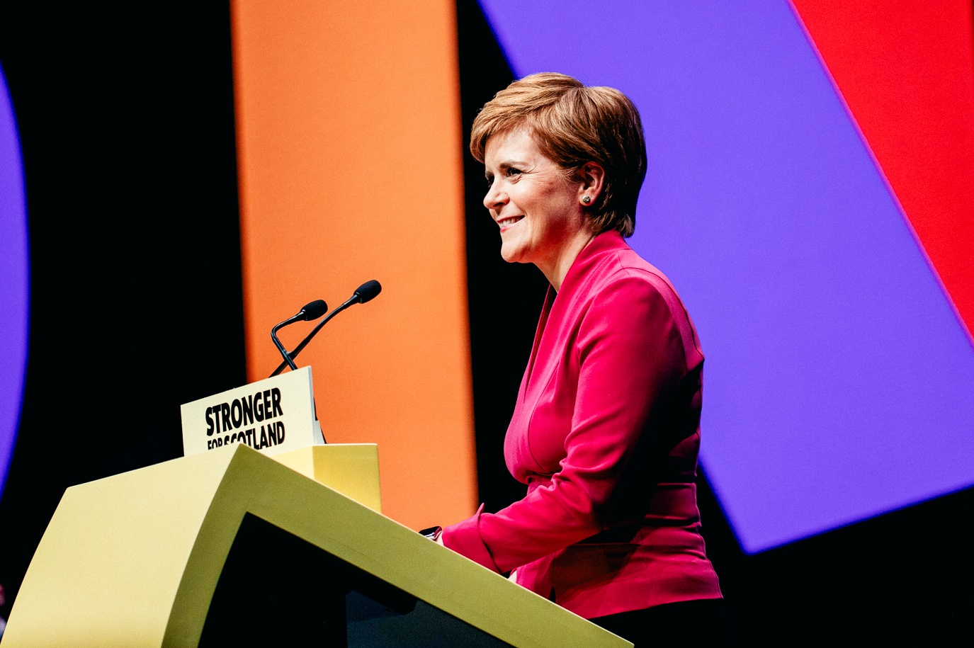 Nicola Sturgeon: Nothing but chaos since 2014
