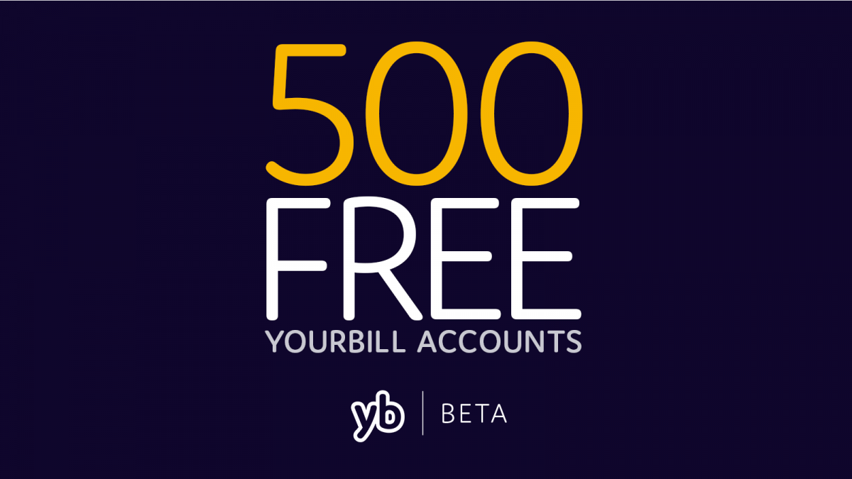 500 Free Accounts